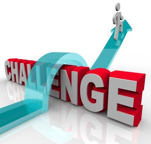 Website creation challenges