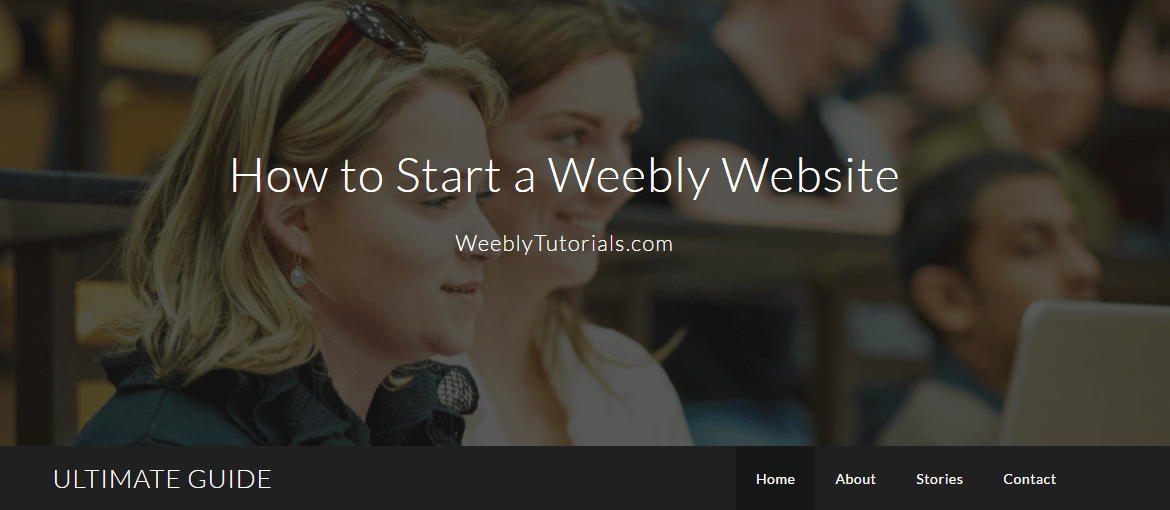 Build Weebly Website