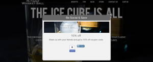 Weebly website exmple