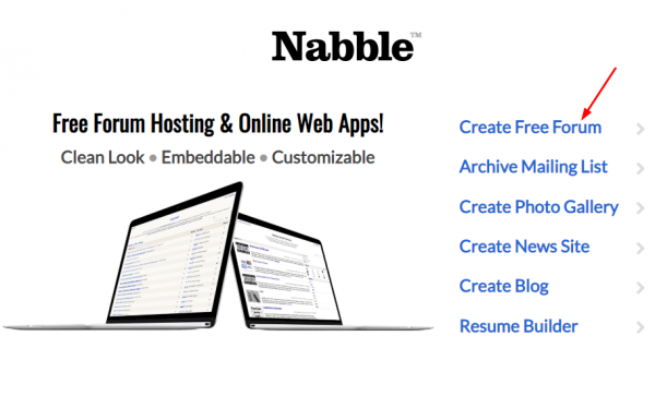 Weebly Nabble Forum
