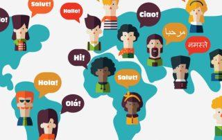 Multi language Weebly website
