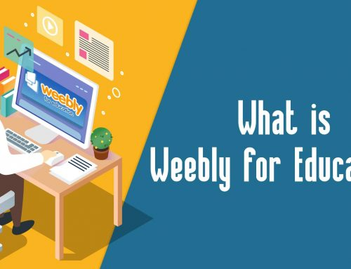 Weebly for Education – How it Works (2020)