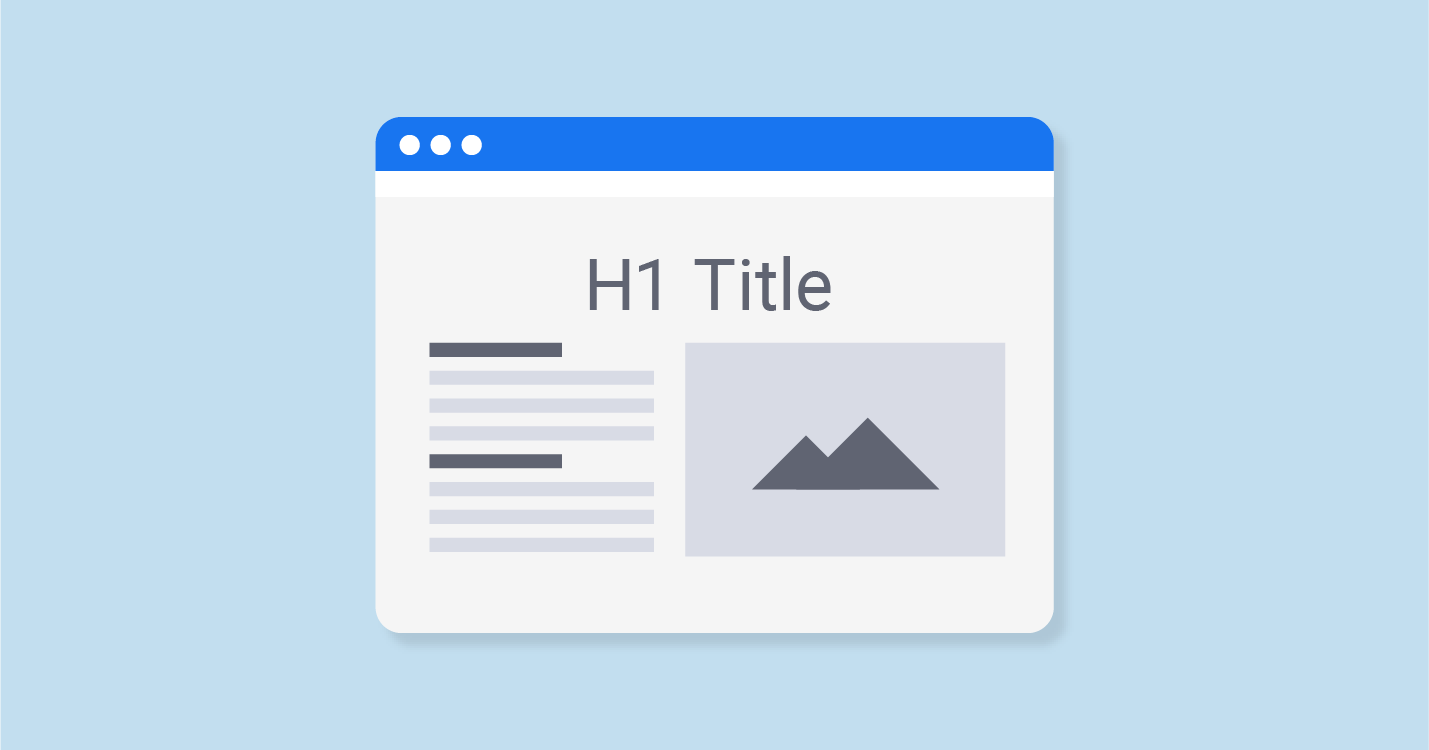 Titles in Weebly - How to add H1 tag in Weebly